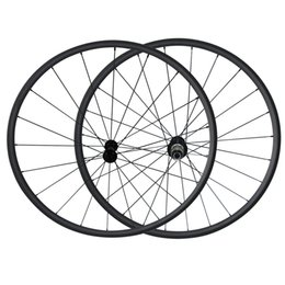 Ceramic bearing hub Powerway R13 24mm Clincher  Tubular carbon bike road wheels