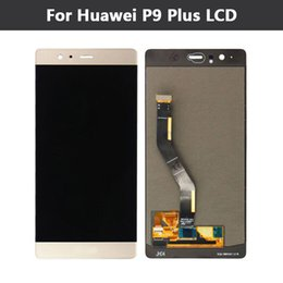 For Huawei P9 Plus LCD Display Panels With Touch Screen Digitizer Assembly Original New Replacement 1920x1080 high quality Parts with Tool