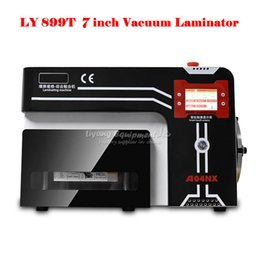 Wholesale LY T Buit in Vacuum Pump and Air Compressor in OCA Laminator Bubble Remover Machine LCD Laminating Refurbishing Equipment INNER CODE