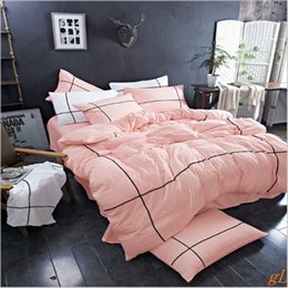 2017 new solid color flat sheet or fitted sheet style Egypt long-staple cotton home textile free shipping