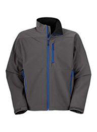 Wholesale Hot sales men Fleece Apex Bionic Soft Shell North Polartec Jacket Male Sports Windproof Waterproof Breathable Face Outdoor Coats