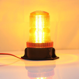 2017 nave de luz estroboscópica de advertencia Flash ligero de la emergencia de la luz amonestadora del estroboscópico del ámbar 30pc de 1pc que envía libremente descuento nave de luz estroboscópica de advertencia