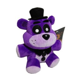 Wholesale Five Nights At Freddy s quot Limited Edition Shadow Freddy Bear Plush Doll Toy