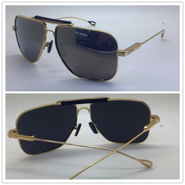2017 lentes polarizadas Dita gafas de sol dita PS005A gafas de sol Vela Serie hombres marca diseñador marco marco solapa superior polarizado lente coatiing espejo lente lentes polarizadas baratos