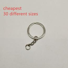 Descuento el envío más barato DHL libera el envío El precio más barato de acero del metal dividió los anillos dominantes doc