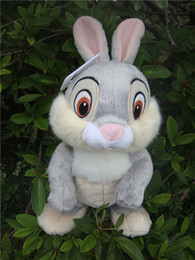 Wholesale Original Rare Bambi Thumper Rabbit Cute Soft Stuffed Plush Toy Doll Birthday Gift Children Boy Girl Gift Limited Collection