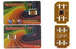 100% Real genuine original updated version NEW GPPLTE 4G+ pro Neter Air Unlock Sim iPhone 7 6S plus 5S 5 LTE iOS10 R SIM11 GPP Unlocking Sim