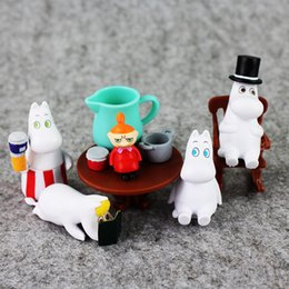 1-5cm Anime Cute Backkom Bear PVC Action Figure Collectable Model Toy for kids gift free shipping