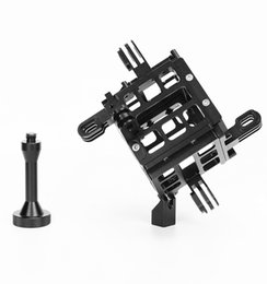 Wholesale Camera Bracket CNC Mchining Product gopro accessories Aluminium product Accessories Degree panoramic Bracket for Gopro
