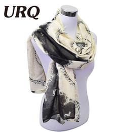 Promotion foulards en coton de marque de gros Grossiste-2016 Fashion Brand Designer Echarpes extra long oversized grande écharpe Femmes doux coton éponge écharpes hijab écharpe V9A18478