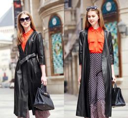 Promotion point de navire 2017 Mode de dame manteau de la femme de cuir de PU de veste de cuir de femmes de manteau de mode manteau de la veste de la mode plus la taille S-3XL Livraison gratuite FS1085