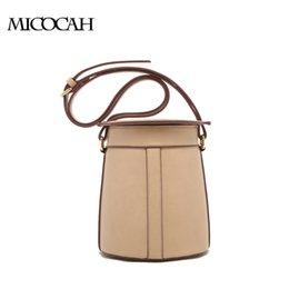 Fashion Women Shoulder Bucket Bag Cover Solid Rivet Decoration Totes Handbag Famous Design Bags GH50007