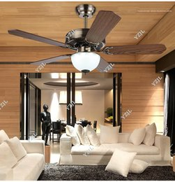 Ventilateur de plafond LED ventilateurs restaurant salle à manger continental antique 42inch plafonniers ventilateur simple ventilateur électrique lumières à partir de ventilateurs électriques anciennes fabricateur