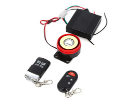 Wholesale Motorcycle MOTO Bike IC Card Alarm Induction Security Lock Immobilizer System Micro Processor Easy Installation Anti Lost interference thef