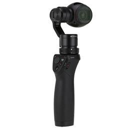 Acheter en ligne La réalisation de films-DJI Osmo Handheld Entièrement stabilisé 4K 12MP contrôleur de caméra à distance Handheld PTZ système pour les photographes Faire Movie et TV Video Camera