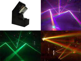 Vente en gros - Lumières chaudes de fête de Noël 10W RGBW Mini effet d'éclairage de scène Led projecteur de Lasr DMX512 Led rouleau de tête mobile de dj Light à partir de rgbw conduit faisceau mobile de la tête fabricateur