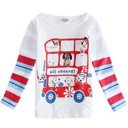Novatx Trend de la nouvelle manches longues T-shirt manchon partie de la tricot cousure couture voiture éléments animaux à partir de voitures d'éléments fabricateur