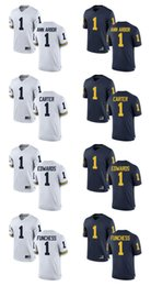 Wholesale Customized Jumpman Michigan Wolverines Jersey Ann Arbor Carter Edwards Funchess Men Limited College Football Custom Jerseys