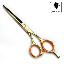 SMITH CHU HM76-55 gold 5.5'' hair cutting scissors