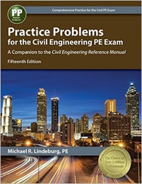 Wholesale Practice Problems for the Civil Engineering PE Exam A Companion to the Civil Engineering Reference Manual