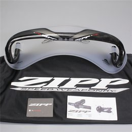 Wholesale Hot Products SL Aero Carbon Road Bike Handlebar Carbon Handlebar UD Gloss Bike Accessories Size x400 MM