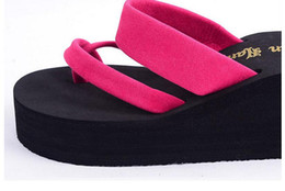 PT41 platform shoes women sandal wedges summer slippers eva open toe