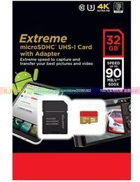 Wholesale Extreme Pro GB Memory Card Class PLUS Micro SD TF Card MicroSDXC UHS HD Video Flash Card for MP3 Smart Phones MB s