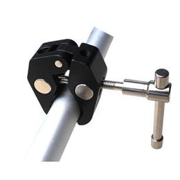 Plates-formes de caméra pour dslr en Ligne-Sorties d'usine Crab Pliers Clip Super Clamp Pour DSLR Rig LCD Moniteur Studio Lumière Magic Arm Camera DHL livraison gratuite
