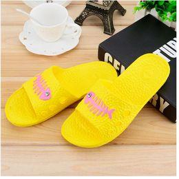 CANDY COLOUR flip flops flats sandals couple eva summer slippers