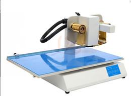 Wholesale best LY A foil press machine digital hot foil stamping printer machine for sale