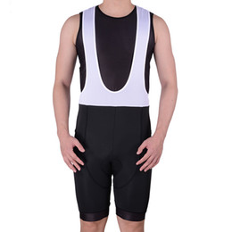 Summer Men Ropa Ciclismo Reflective Cycling Bib Shorts Pro Italian 3D Pad MTB Road Bike elastic bib Tights Shorts
