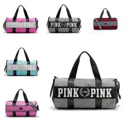 Wholesale Amour Pink sac de voyage Secret Storage sac organisateur imperméable Victoria Casual Beach exercice femmes sac