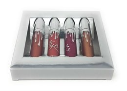 Wholesale Hot Seller Kylie Holiday Edition Kit Matte kylie jenner Liquid lipgloss Collection Set For Christmas Gift from idea