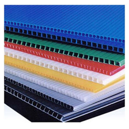 Wholesale Factory direct hot sale cheapest price quality custom durable lightweight recyclable color pp plastic correx X8 Corrugated Sheet