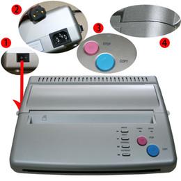Tattoo Transfer Machine Stencil Maker Machine 202 Tattoo Thermal Copier