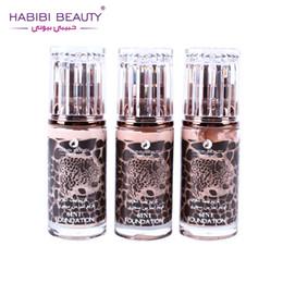 Habibi Beauty Waterproof Foundation Moisturizing Softening BB Cream Huda High quality Liquid Makeup Ana Ultimate 6in1 Concealer