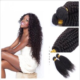 Wholesale Virgin Peruvian malaysian Brazilian Hair Extension Nature color Top Qaulity Kindly Curly Human Hair Bundles