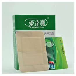 Wholesale Waterproof Boxes cmX10 cm Large Band Aid Bandages For Large Wounds