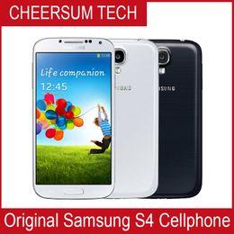 Original Unlocked Samsung Galaxy S4 i9505 i9500 Smartphone 4G Quad Core 5.0 '' 2GB RAM Refurbished