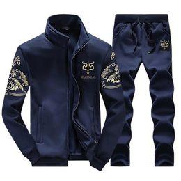 Tracksuits Men Leisure Sport Suit Luxury Men's Sportswear Brand Hoodies Hip Hop Jogger Set Cool Sweatshirt Sudaderas Hombre