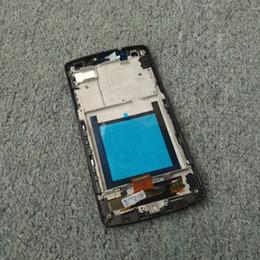 2017 écran tactile google Pour Google Nexus 5 Ecran LCD LG D820 D821 avec écran de numérisation tactile + pièces de cadre noires Livraison gratuite promotion écran tactile google
