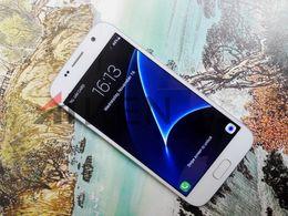 DHL Free Goofón S7 Quad core Android 6.0 Teléfonos Celulares 5.1inch 3G WCDMA teléfono inteligente Mostrar 4G LTE Octa núcleo 4GB + 64GB PK I7 más NOTA 7 borde desde teléfono celular 3g wcdma proveedores