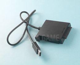 2017 xbox duro Original Para Microsoft Xbox 360 Slim S xbox360 E Grasa HDD Disco Duro Datos USB Transfer Cable xbox duro en oferta