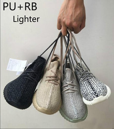Wholesale double box kamatiti PU RBSole best quality shoes V2 Moonrock Oxford Tan Pirate Black Running shoes snakers with bag size US13