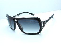 Wholesale AFFLICTION KNOX High quality brand designer men s fashion sunglasses women s retro style sunglasses UV380 with the original box