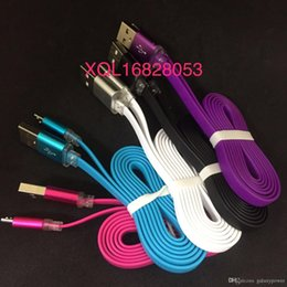 Wholesale Private Design For Cellphone FT Cable Corlors Micro USB Cable For Samsung Android