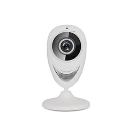EC network panoramic camera 1.0MP 1.44mm 185 degrees fisheye lens 1MP Wireless Wifi IP Camera Infrared Night Vision