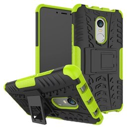 Dazzle Impact Rugged Hard Cover Combo Kickstand Case for Xiaomi 6 Redmi Note 4 4x mix note 2 4A 5A Back Shockproof Shell