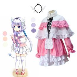 Kanna Kamui Kamuy cosplay costumes skirt Japanese anime Miss Kobayashi's Dragon Maid clothing Masquerade Mardi Gras Carnival costumes supply