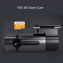 Wholesale coolACC Dash Cam Full HD P Wide Angle Lens Night Vision Car DVR Dashboard Camera with One click Sharing iCam2 Plus G